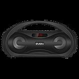 Колонка SVEN PS-425 Black (12 Вт, Bluetooth, FM, USB, microSD, LED-дисплей, 1500мА*год), фото 6