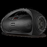 Колонка SVEN PS-425 Black (12 Вт, Bluetooth, FM, USB, microSD, LED-дисплей, 1500мА*год), фото 7