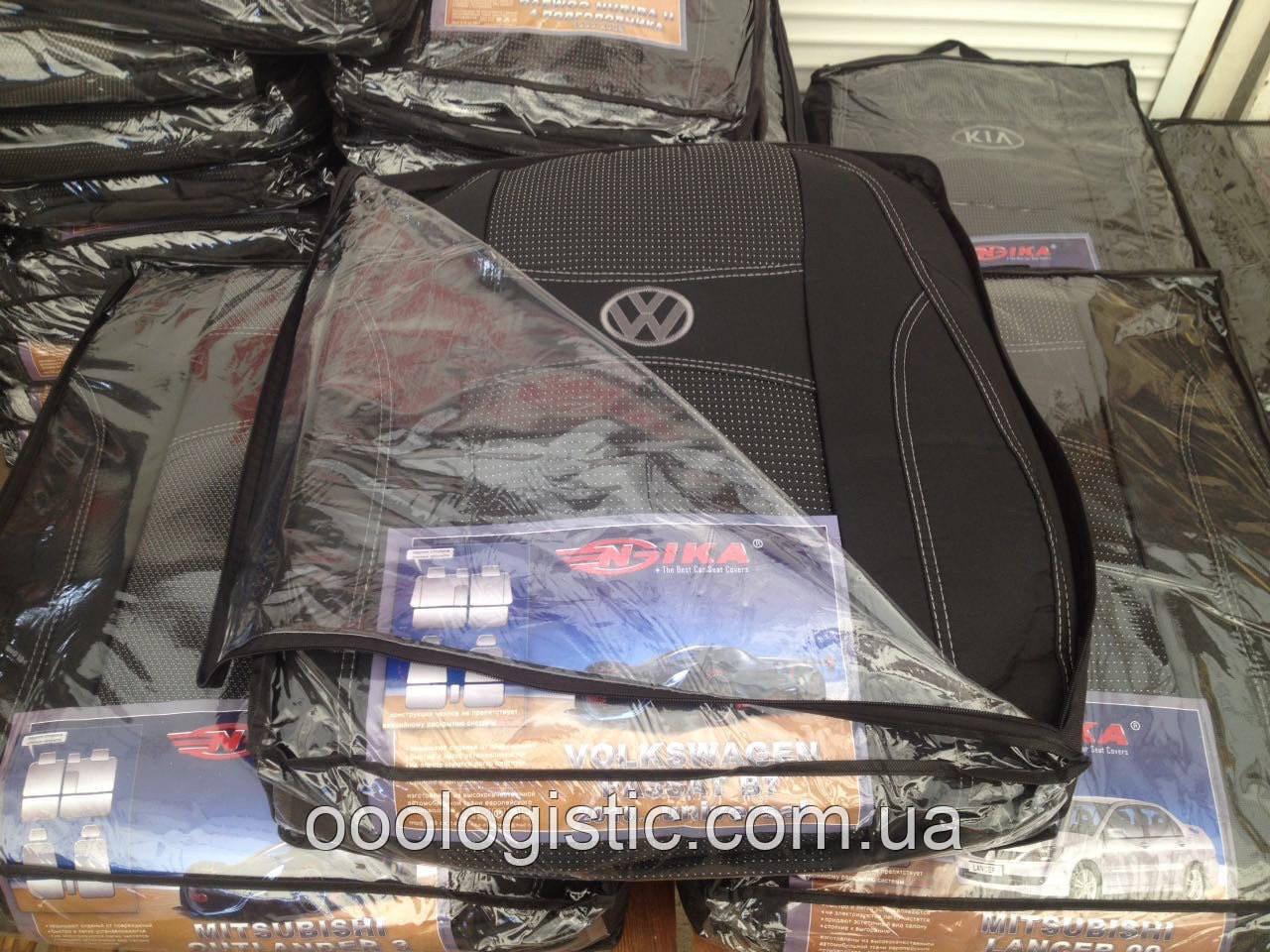 Авточехлы Nika на Volkswagen Passat B7 2010> универсал