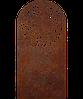 Надгробок з металу Класичні гробниці 06
