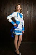 Вышиванка платье подростковое