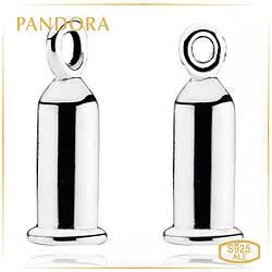 Пандора Подвески-цилиндры из серебра Pandora 291002