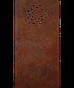 Надгробок з металу Класика 02 Сталь Сorten 6 мм