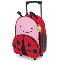 Детский чемодан Skip Hop божья коровка.