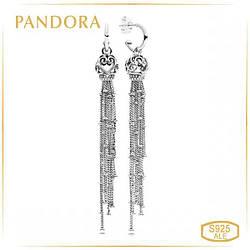 Пандора Серьги «Кисти» Pandora 297115