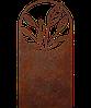 Надгробок з металу Класика 04