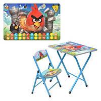 Детская парта - столик со стульчиком DT 19-5