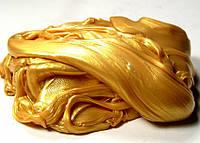 Хендгам (жвачка для рук handgum) - Металлик золотой 80 г.