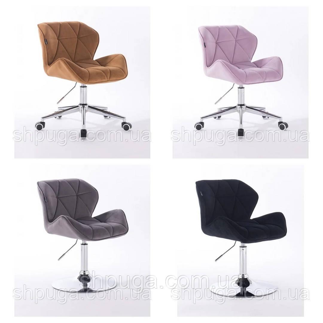 Кресло  111  велюр цвет на выбор из каталога.