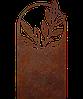 Надгробок з металу Класика 05