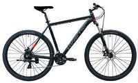 "Велосипед KINETIC CRYSTAL 27.5 рама 19"" черный 2021"