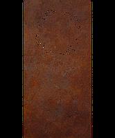 Надгробие из металла Классика 06 Сталь Сorten 6 мм