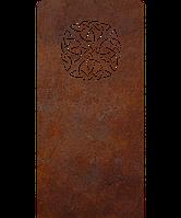 Надгробие из металла 50*103см*8мм. Мемориальная плита, памятник Классика 05, фото 1