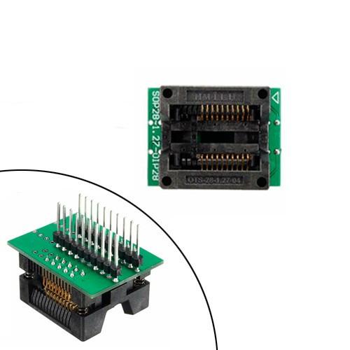 SOP20 - DIP20 переходник для программаторов 300mil, 102356