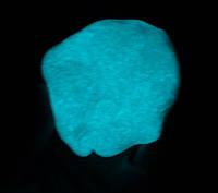 Хендгам (жвачка для рук handgum) - Светящиеся в темноте синий 80 г.