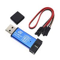 USB програматор ST-LINK V2 STM8 STM32 Cortex-M