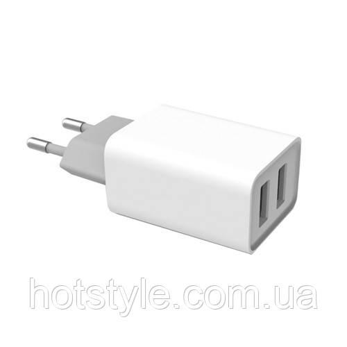 USB зарядний пристрій, 5В ЧЕСНІ 3А, Raspberry Pi, 100909