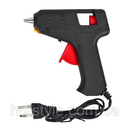 Клеевой пистолет, для стержней 7мм, 220В, 10Вт, 101473