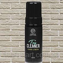 Очиститель для секс игрушек с лимоном CBL Cobeco Toycleaner Lemon Foam  160 мл.