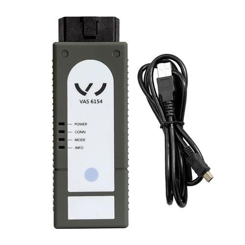 VAS 6154 ODIS OBD2 Wi-fi + USB сканер діагностики авто VAG групи, 100925