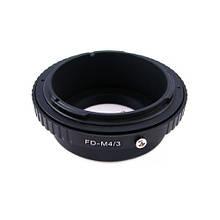Адаптер переходник Canon FD - Micro 4/3 M4/3 Ulata, 101024
