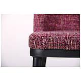 Стул обеденный ВИТТОРИО  меланж пурпур, фото 7