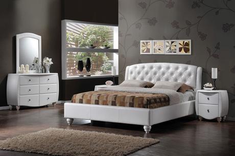 Двуспальная кровать Signal  POTENZA