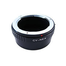 Адаптер переходник Contax/Yashica CY - Sony NEX E Ulata, 101037