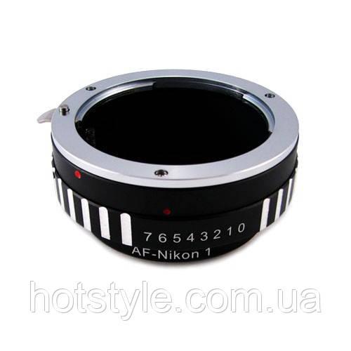 Адаптер переходник Minolta MA Sony AF - Nikon 1 J1 Ulata