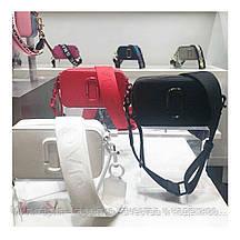 Сумка The Marc Jacobs Snapshot DTM Small Bag Original (M0014867) Moon White, фото 2