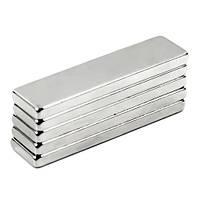 Магниты неодимовые сильные 40x10x3мм N35 10шт, 100566