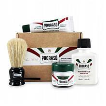 Дорожный набор для бритья Proraso Travel Shaving Kit