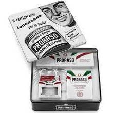 Набор Для Бритья Proraso White Vintage Selection Toccasana Gift Set
