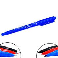 Маркер перманентный двухсторонний 0.5+1мм для печатных плат, цвета, 100716