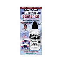Стартовый набор для полоскания носовых пазух, NeilMed Pharmaceuticals