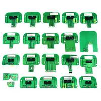 Набор из 22 BDM ЭБУ адаптеров для BDM100 KESS KTAG CMD FGTECH KTM100, 100165