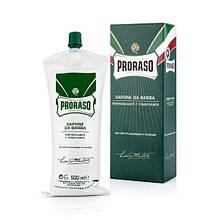 Крем Для Бритья Proraso Green Shaving Cream Tube Refresh Eucalyptus 500 мл