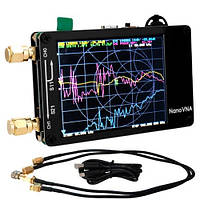 Векторный анализатор цепей NanoVNA 50кГц-900Мгц АЧХ КСВ Nano VNA, 101273