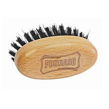 Щетка для усов Proraso Old Style Moustach Mustache brush из щетины кабана и нейлона