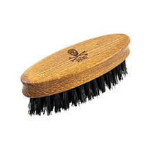 Щітка для бороди The Bluebeards Revenge Vegan Travel Beard Brush Synthetic
