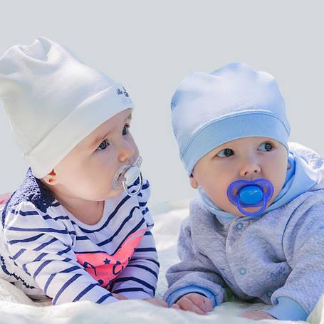 Шапочки для новонароджених