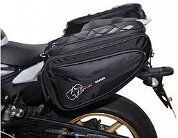 Мото сумка Oxford P50R Panniers, черная