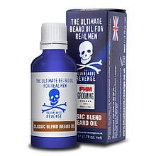 Масло Для Бороды The Bluebeards Revenge Classic Blend Beard Oil 50 Мл