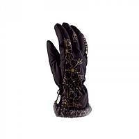 Рукавиці гірськолижні жіночі Viking Jaspis 6 XS Чорний 09