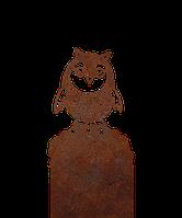 Надгробок з металу Дитячі 15 Сталь Сorten 6 мм