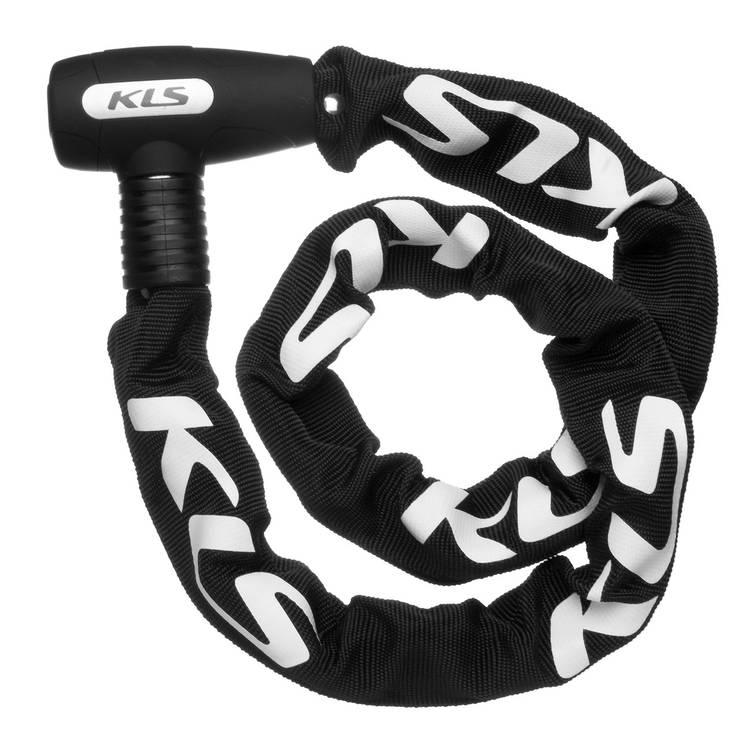 Велозамок KLS Chainlock 8 Чорний, фото 2