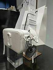 Сумка The Marc Jacobs Snapshot DTM Small Bag Original (M0014867) Moon White, фото 3