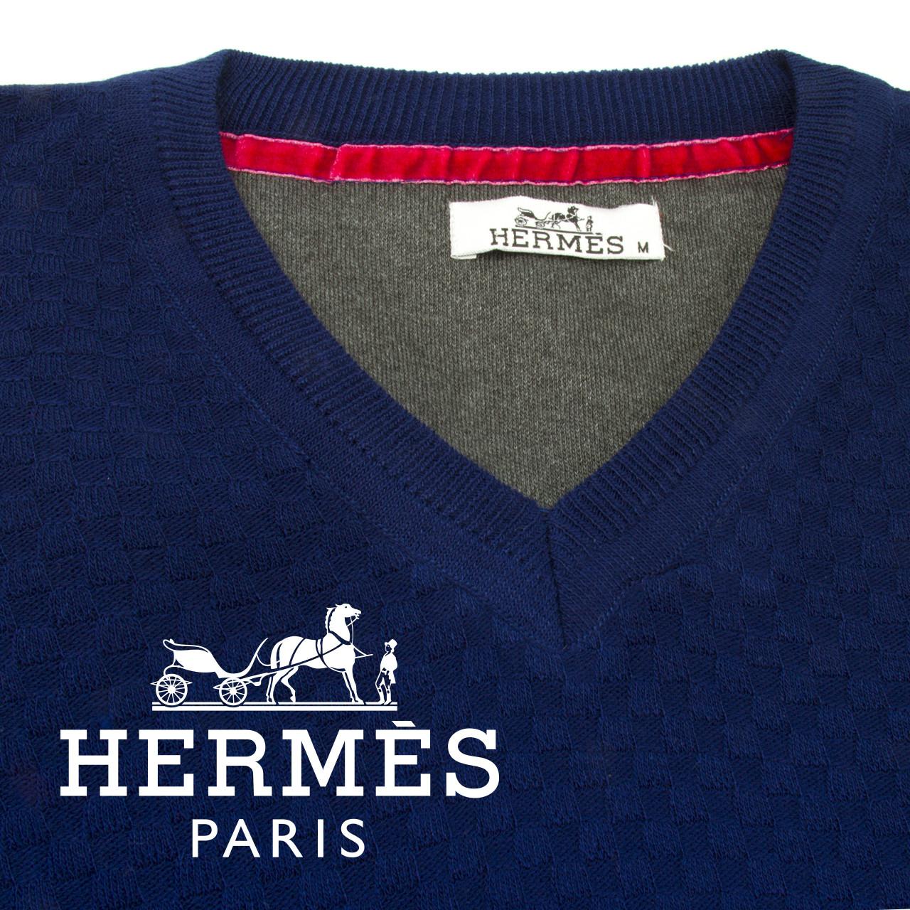 """Джемпер мужской """"Hermes """""""