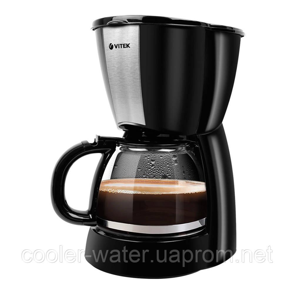 Кофеварка капельная VITEK VT-1503 BK