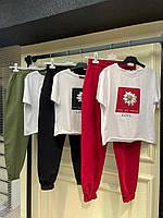 Женский костюм прогулочный Love размеры 42-46,цвет указывайте при заказе